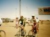 1990 , ? Newton and Neil Birdsville finish
