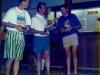 1990 Griffith Ferals team winners, Neil Palframan, Peter Wood, Dave Hunt