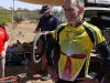 Day 3 Lunch Bloods Creek - Neil Theis looking happy!
